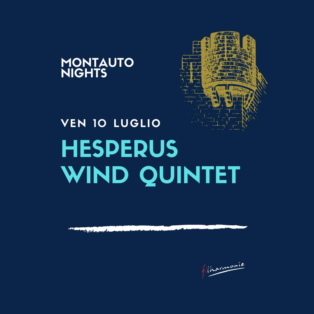 montauto nights hesperus quintet